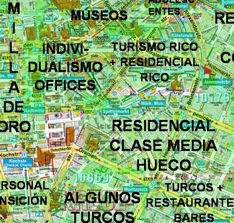 Mapa Estereotipos Chico